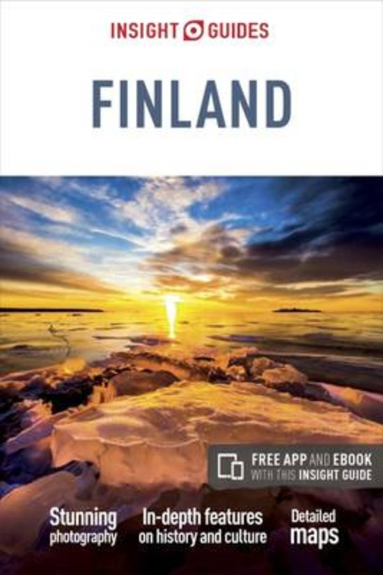 Insight Guide Finland (Engelstalig) 9781786716118  APA Insight Guides/ Engels  Reisgidsen Finland