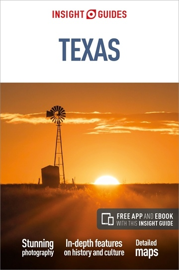 Insight Guide Texas 9781786717603  APA Insight Guides/ Engels  Reisgidsen Centrale VS – Zuid (Texas)