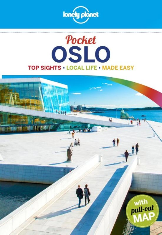 Oslo Lonely Planet Pocket Guide 9781787011229  Lonely Planet Lonely Planet Pocket Guides  Reisgidsen Zuid-Noorwegen