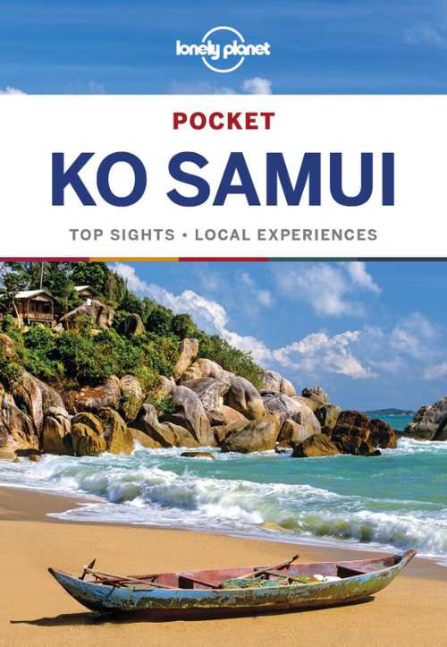 Ko Samui Lonely Planet Pocket Guide 9781787012639  Lonely Planet Lonely Planet Pocket Guides  Reisgidsen Thailand