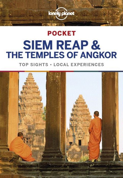 Siem Reap Lonely Planet Pocket Guides 9781787012646  Lonely Planet Lonely Planet Pocket Guides  Reisgidsen Cambodja