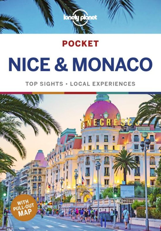 Nice & Monaco Lonely Planet Pocket Guide 9781787016910  Lonely Planet Lonely Planet Pocket Guides  Reisgidsen Côte d'Azur
