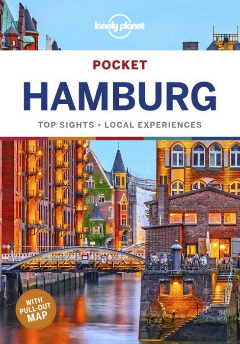Lonely Planet Pocket Guide Hamburg 9781787017757  Lonely Planet Lonely Planet Pocket Guides  Reisgidsen Hamburg