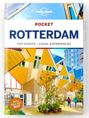 Rotterdam Lonely Planet Pocket Guide 9781787017962  Lonely Planet Lonely Planet Pocket Guides  Reisgidsen Den Haag, Rotterdam en Zuid-Holland