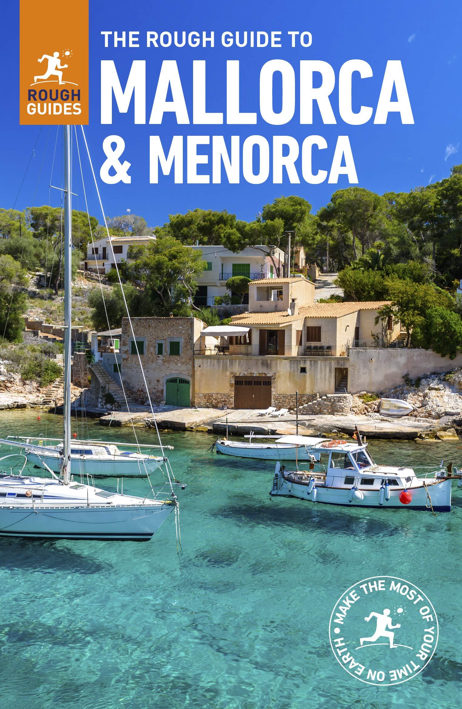 Rough Guide Mallorca + Menorca 9781789194128  Rough Guide Rough Guides  Reisgidsen Mallorca