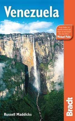 The Bradt Guide to Venezuela | reisgids 9781841622996 Branch Bradt   Reisgidsen Venezuela, Isla Margarita