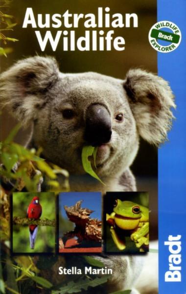 Australian Wildlife 9781841623245 Stella Martin Bradt Wildlife Guides  Natuurgidsen Australië