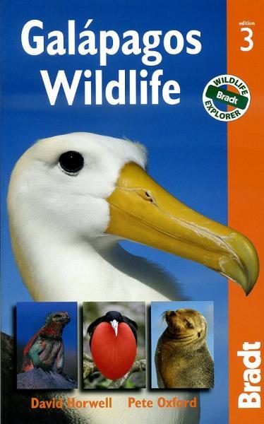 Galapagos Wildlife 9781841623603 Horwell Bradt Wildlife Guides  Natuurgidsen Ecuador, Galapagos