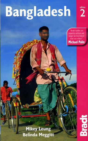 The Bradt Guide (reisgids) to Bangladesh 9781841624099  Bradt   Reisgidsen Bangla Desh