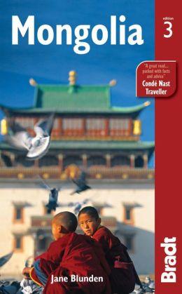 The Bradt Guide to Mongolia | reisgids 9781841624167  Bradt   Reisgidsen Mongolië
