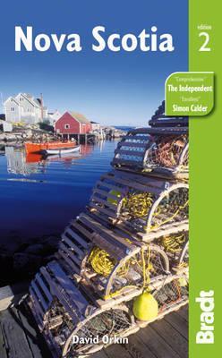 The Bradt Guide to Nova Scotia | reisgids 9781841624549  Bradt   Reisgidsen Canada ten oosten van de Rockies