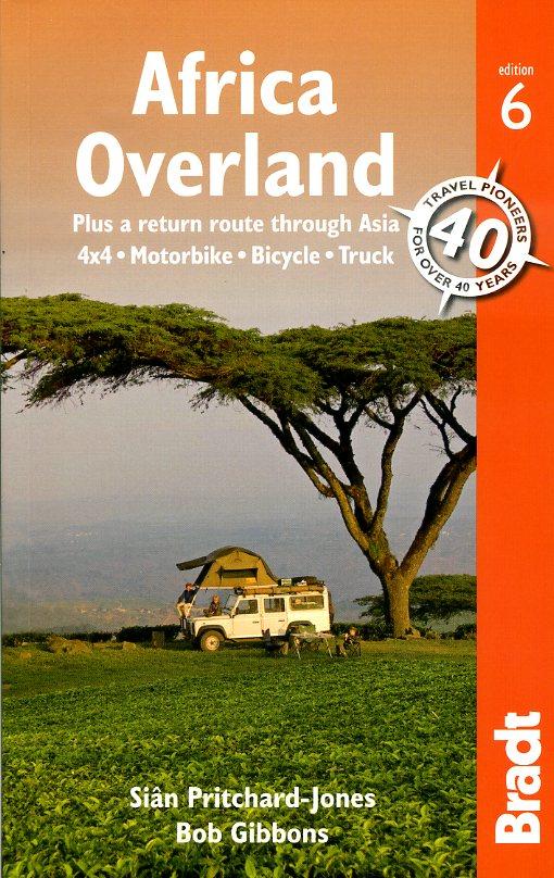 Africa Overland 9781841624945  Bradt   Reisgidsen Afrika