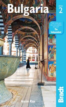 The Bradt Guide to Bulgaria | reisgids 9781841629377  Bradt   Reisgidsen Bulgarije