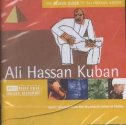 Ali Hassan Kuban Music 9781843531333  Rough Guide World Music CD  Muziek Sahel-landen (Mauretanië, Mali, Niger, Burkina Faso, Tchad, Sudan, Zuid-Sudan)