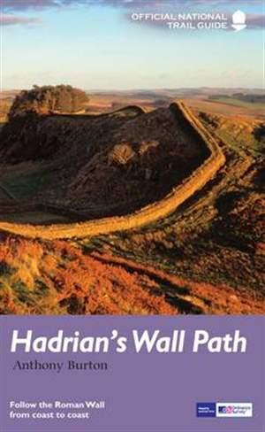 Hadrians Wall Path 9781845138080  Aurum Press Recreat. Path Guides  Meerdaagse wandelroutes, Wandelgidsen Northumberland, Yorkshire Dales & Moors, Peak District, Isle of Man