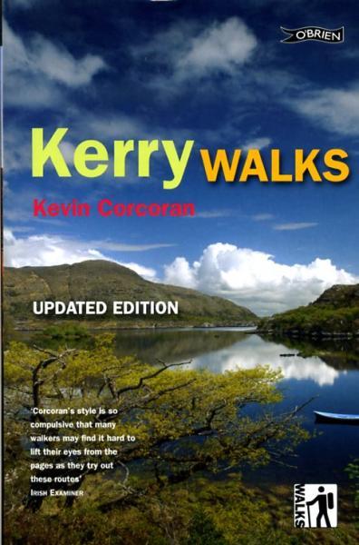 Kerry Walks 9781847172334 Corcoran O Brien Books   Wandelgidsen Munster, Cork & Kerry