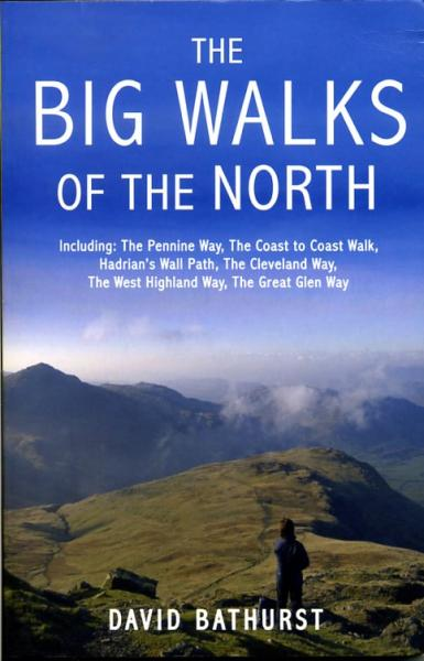 The Big Walks Of The North 9781849530231 David Bathurst Summersdale   Wandelgidsen Groot-Brittannië