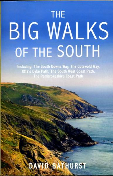 The Big Walks of the South 9781849530248 David Bathurst Summersdale   Wandelgidsen Groot-Brittannië