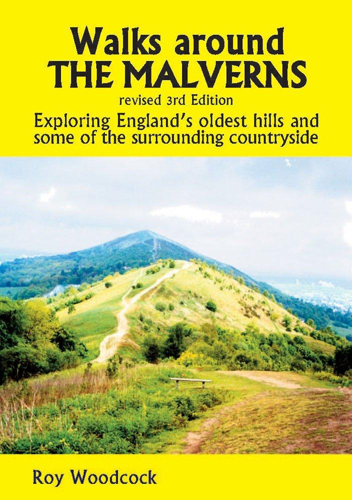 Walks around the Malverns 9781850589723 Roy Woodcock Sigma Press   Wandelgidsen Midlands, Cotswolds, Oxford