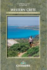 Western Crete 9781852844196  Cicerone Press   Wandelgidsen Kreta