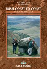 The Irish Coast to Coast Walk | wandelgids 9781852844332 Dillon Cicerone Press   Meerdaagse wandelroutes, Wandelgidsen Ierland