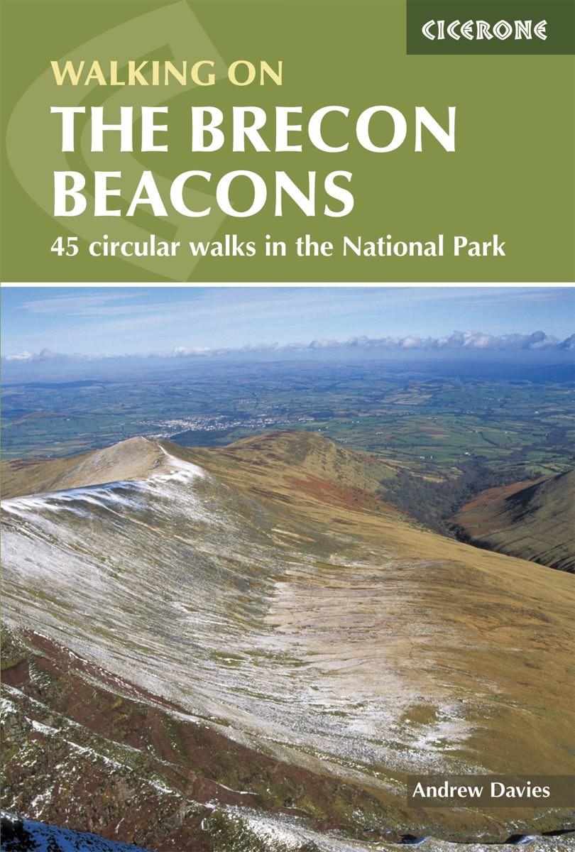Walking on the Brecon Beacons 9781852845544  Cicerone Press   Wandelgidsen Zuid-Wales, Pembrokeshire, Brecon Beacons