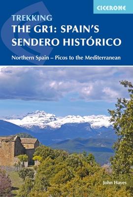 The GR1: Spain's Sendero Histórico | wandelgids 9781852845698  Cicerone Press   Meerdaagse wandelroutes, Wandelgidsen Spanje
