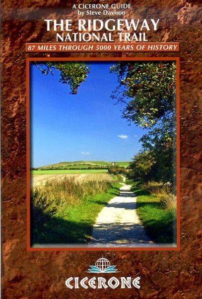 The Ridgeway | wandelgids 9781852846947  Cicerone Press   Meerdaagse wandelroutes, Wandelgidsen Cornwall, Devon, Somerset, Dorset