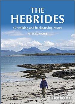 Hebrides   wandelgids 9781852847050 Peter Edwards Cicerone Press   Wandelgidsen Skye & the Western Isles