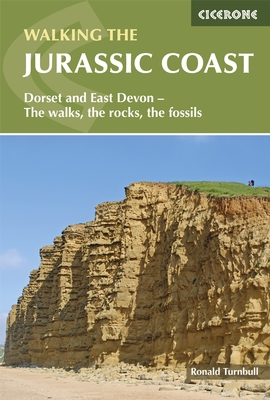 Walking the Jurassic Coast 9781852847418 Turnbull Cicerone Press   Wandelgidsen Cornwall, Devon, Somerset, Dorset