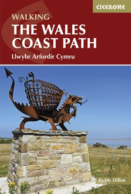 Walking the Wales Coast Path 9781852847425  Cicerone Press   Meerdaagse wandelroutes, Wandelgidsen Wales