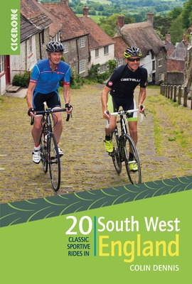 20 Classic Sportive Rides in South West England 9781852847449  Cicerone Press   Fietsgidsen Cornwall, Devon, Somerset, Dorset