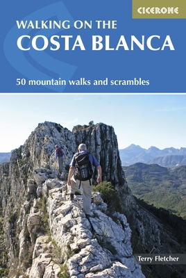 Walking on the Costa Blanca 9781852847517  Cicerone Press   Wandelgidsen Costa Blanca