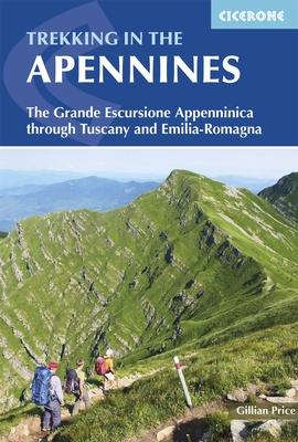 Trekking in the Apennines | wandelgids 9781852847661  Cicerone Press   Meerdaagse wandelroutes, Wandelgidsen Italië