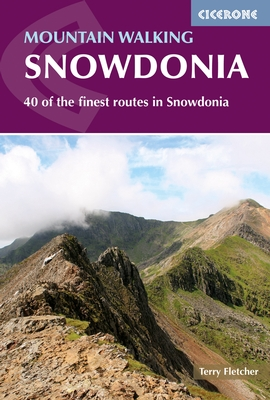 Mountain Walking Snowdonia | wandelgids 9781852847678  Cicerone Press   Wandelgidsen Noord-Wales, Anglesey, Snowdonia
