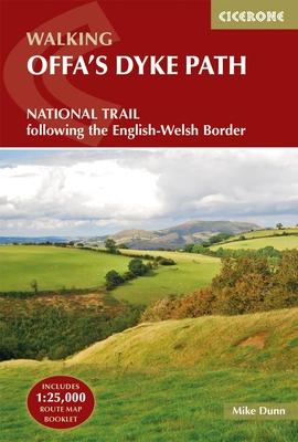 Offa's Dyke Path | wandelgids 9781852847760  Cicerone Press   Meerdaagse wandelroutes, Wandelgidsen Wales