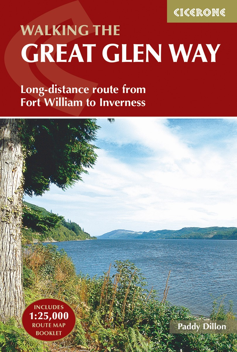 The Great Glen Way 9781852848019  Cicerone Press   Meerdaagse wandelroutes, Wandelgidsen de Schotse Hooglanden (ten noorden van Glasgow / Edinburgh)