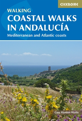 Coastal Walks in Andalucia | wandelgids 9781852848033  Cicerone Press   Wandelgidsen Andalusië