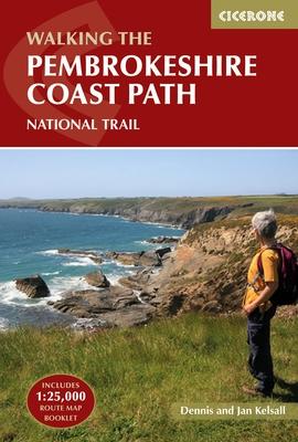 Pembrokeshire Coastal Path | wandelgids 9781852848156  Cicerone Press   Meerdaagse wandelroutes, Wandelgidsen Zuid-Wales, Pembrokeshire, Brecon Beacons