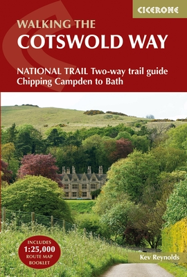 Cotswold Way | wandelgids 9781852848163  Cicerone Press   Meerdaagse wandelroutes, Wandelgidsen Midlands, Cotswolds, Oxford