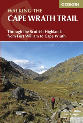 The Cape Wrath Trail | wandelgids 9781852848170  Cicerone Press   Meerdaagse wandelroutes, Wandelgidsen de Schotse Hooglanden (ten noorden van Glasgow / Edinburgh)