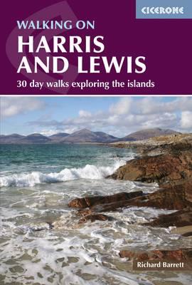 Walking on Harris and Lewis 9781852848187 Richard Barrett Cicerone Press   Wandelgidsen Skye & the Western Isles