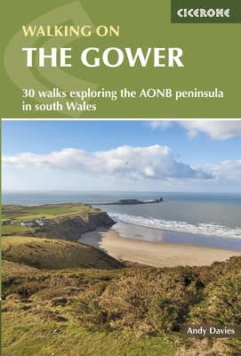Walking on the Gower 9781852848217  Cicerone Press   Wandelgidsen Zuid-Wales, Pembrokeshire, Brecon Beacons
