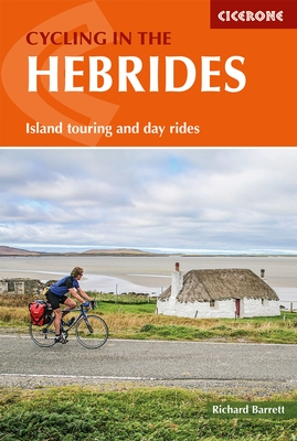 Cycling in the Hebrides 9781852848279  Cicerone Press   Fietsgidsen, Meerdaagse fietsvakanties Skye & the Western Isles