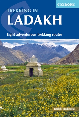 Trekking in Ladakh | wandelgids 9781852848309  Cicerone Press   Meerdaagse wandelroutes, Wandelgidsen Indiase Himalaya