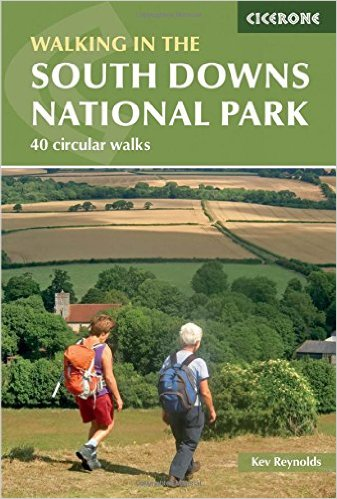 Walking in the South Downs National Park 9781852848354  Cicerone Press   Wandelgidsen Kent, Sussex, Isle of Wight