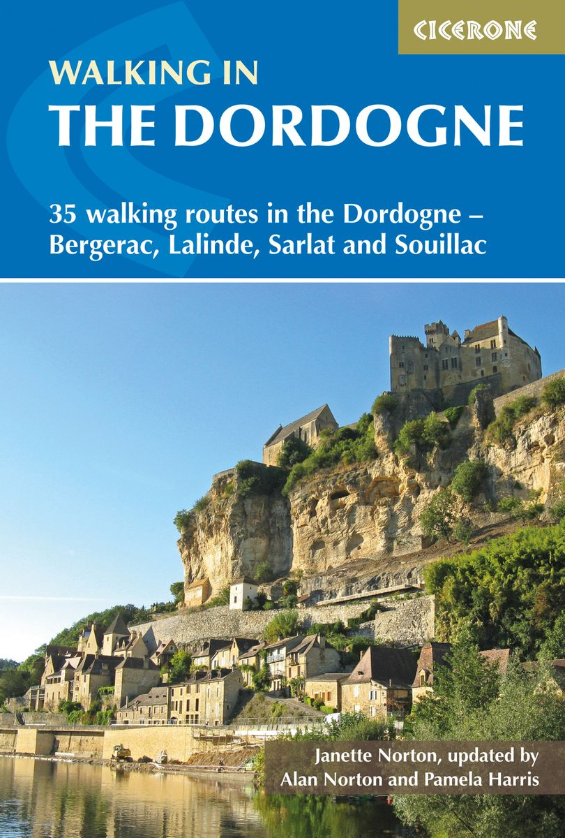 Walking in The Dordogne 9781852848439  Cicerone Press   Wandelgidsen Dordogne