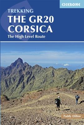 The Corsican High Level Route - Walking the GR-20   wandelgids 9781852848521 Castle Cicerone Press   Meerdaagse wandelroutes, Wandelgidsen Corsica