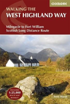 The West Highland Way | wandelgids 9781852848576  Cicerone Press   Meerdaagse wandelroutes, Wandelgidsen de Schotse Hooglanden (ten noorden van Glasgow / Edinburgh)