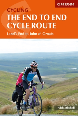 Land's End to John o' Groats (cycling) 9781852848583  Cicerone Press Cicerone Fietsgids  Fietsgidsen, Meerdaagse fietsvakanties Groot-Brittannië